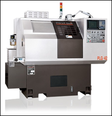 new cnc turning centre