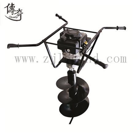 159cc Four Stroke Ground Drill Machine
