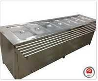 Bain Marie With Tray Slide