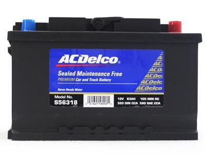 Industrial AC Delco Battery