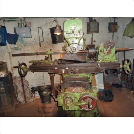 Machine Workshop