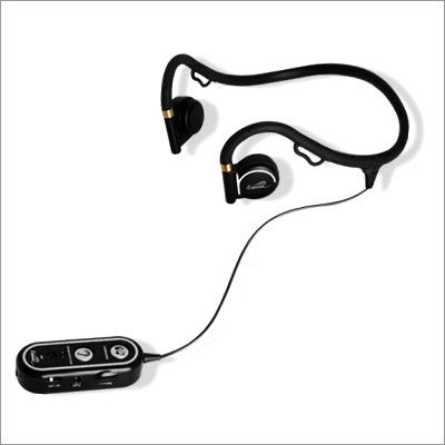 Bone Conduction Hearing Headset