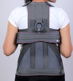 Tailor brace -spinal support