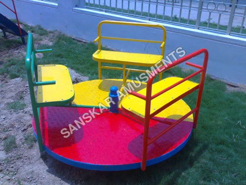 Merry go round for playground