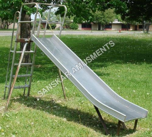 Steel slide