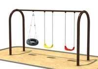 Tyre and Belt arc Swing