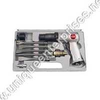 Pneumatic Hammer & Chisel Kit