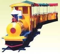 Amusement Park Toy Train