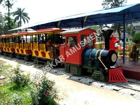 Diesel Toy Train