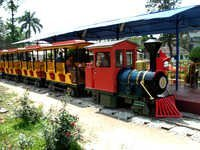 Diesel Toy Train