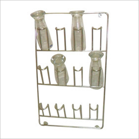 Wall Mounted Glass Holder