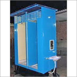 2 Seater Mobile Toilet Van