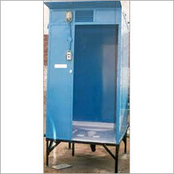 Single Seater Mobile Toilet Van