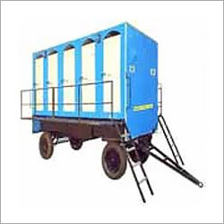 Prefabricated Toilet Van