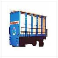 Multi Seater Mobile Toilet Van