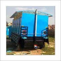 Multi Seater Urinal Toilet Van