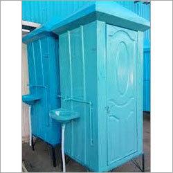 Portable Toilet Cum Bathroom