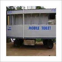 Mobile Toilet Van Renting Services