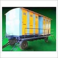Rental Mobile Toilet Van