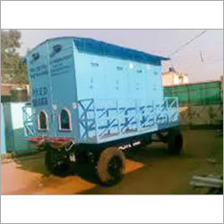 Portable Toilet Van Renting Services