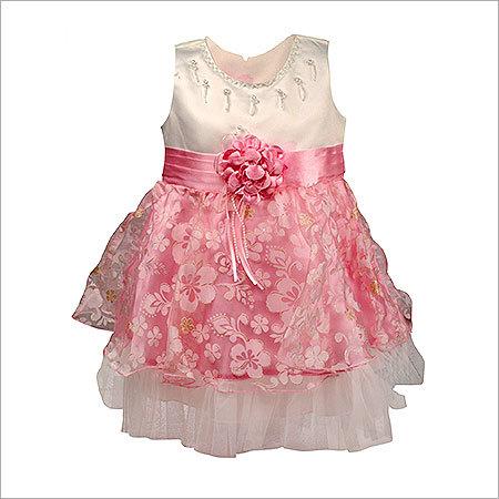Kids Sleeveless Dresses