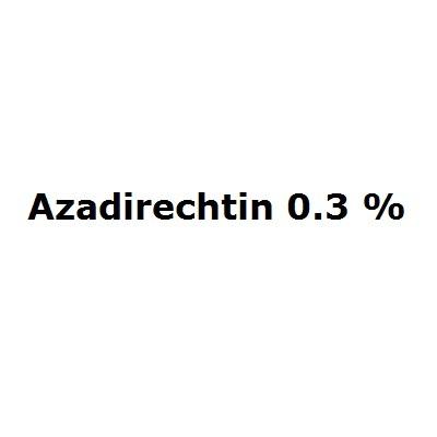 Azadirachtin 0.3 %