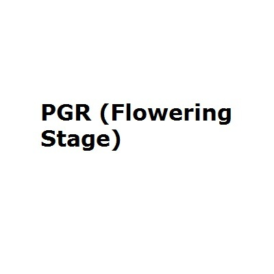 PGR (Flowering Stage)