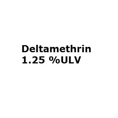Deltamethrin 1.25 %ULV