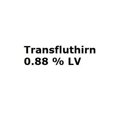 Transfluthrin.88 % LV