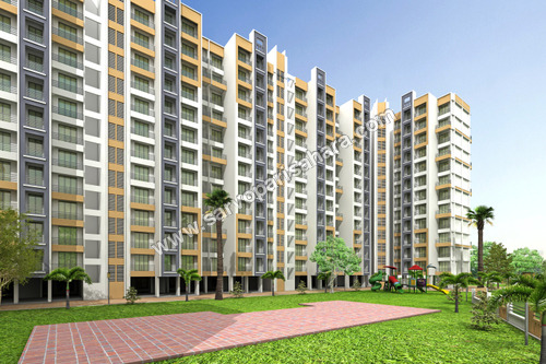 """Adarsh Neelkanth"" Residential Project"
