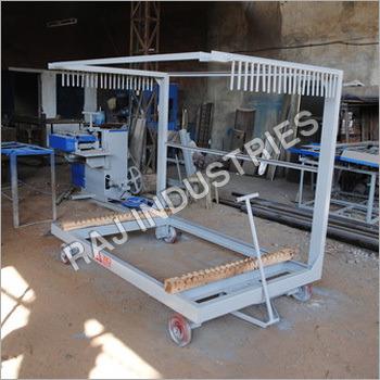 Plate Stand Machine