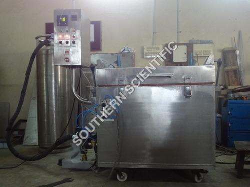 Liquid Nitrogen Chamber