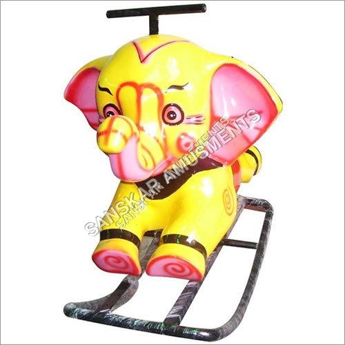 Big elephant ride