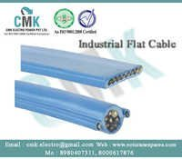 Festoon system flat cable