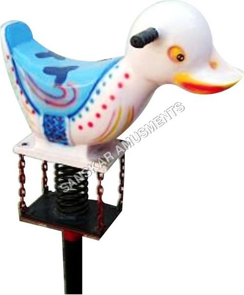 Spring duck ride