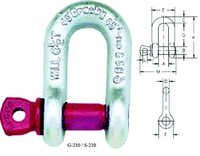 Crosby Shackle Screw Pin Type