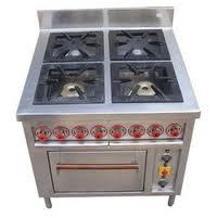 Commercial Kitchen Burners