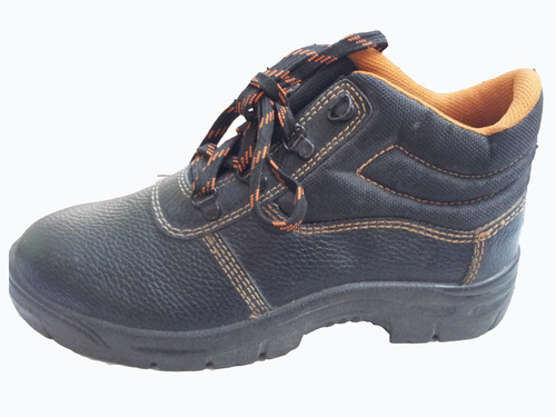 Mid Ankle Safety Shoes