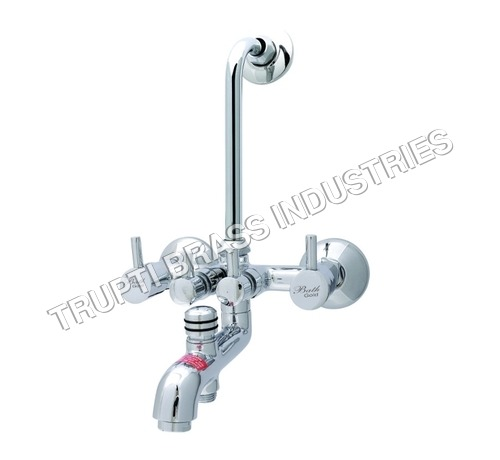 Wall Mixer 3 in 1 Seperate Button