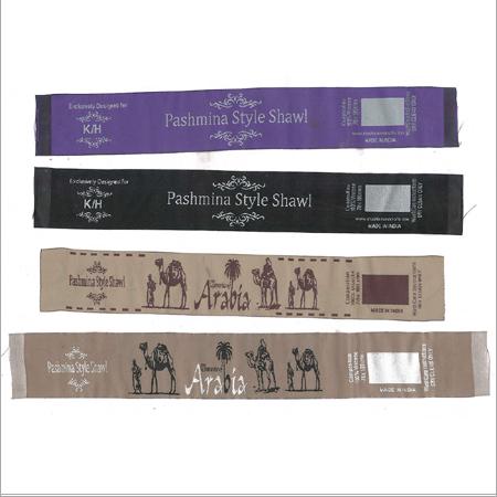 Woven Taffeta Labels