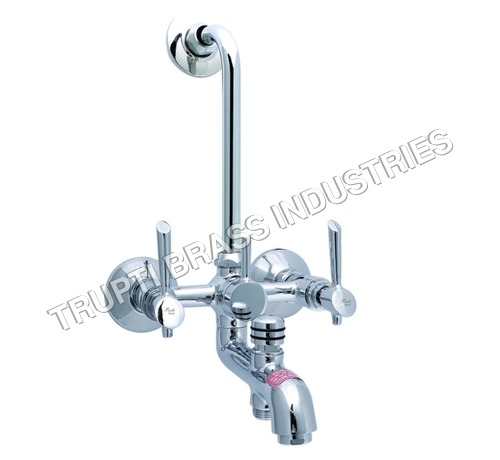 Wall Mixer with 3 in1