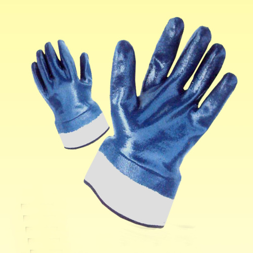 Nitrile Double Coated Hand Gloves