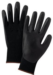 PU Coated Hand Glove