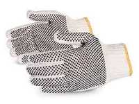 PVC Double Dotted Gloves