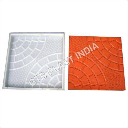 Chequered Floor Tiles Moulds
