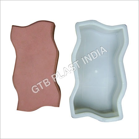 Interlocking PVC Paver Mould
