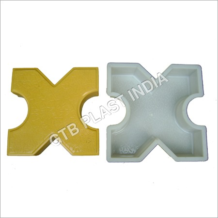 Pvc Grass Paver Mould