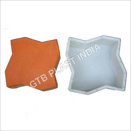 PVC Chequered Tiles Moulds