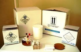Freight Agent Shipping Flammable Material