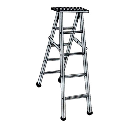 Adjustable Aluminum Ladder
